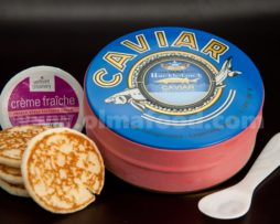 Hackleback Sturgeon Caviar Gift Set